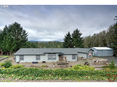 Monmouth Single Family Home Sold: 15010 Ferns Corner Rd