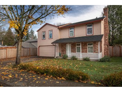 Single Family Home For Sale: 11220 SW 66th Ave