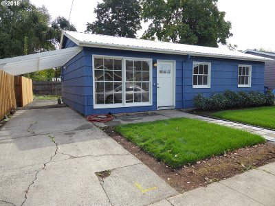 Portland Single Family Home For Sale: 7518 N Saint Louis Ave