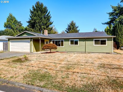 Beaverton Single Family Home For Sale: 13425 SW Butner Rd