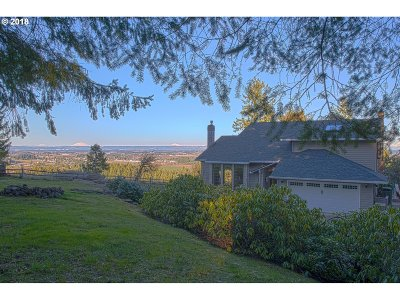 Hillsboro, Cornelius, Forest Grove Single Family Home For Sale: 33865 SW Larkins Mill Rd