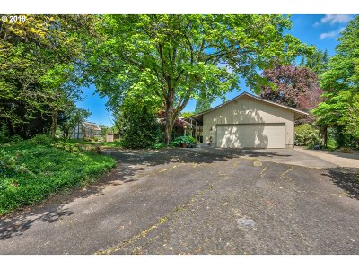 Oregon City Single Family Home For Sale: 15631 S Thayer Rd