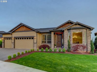 Washougal Single Family Home For Sale: 2826 W 2nd St