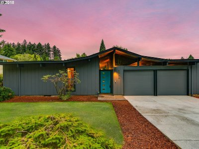 Single Family Home For Sale: 6955 SW 130th Ave
