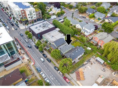 Portland Commercial For Sale: 4052 N Williams Ave