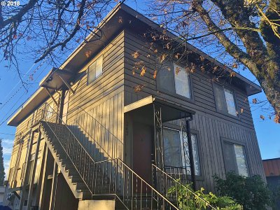 Eugene Multi Family Home For Sale: 242 E 14th Ave