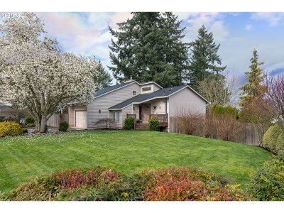 Sherwood, King City Single Family Home For Sale: 22690 SW Upper Roy St