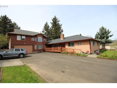 Single Family Home For Sale: 2351 NE 148th Ave