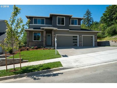 Happy Valley Single Family Home Bumpable Buyer: 16808 SE Tranquil St #Lot22