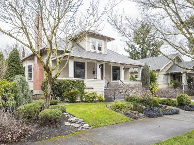 Portland Single Family Home For Sale: 3005 NE 55th Ave