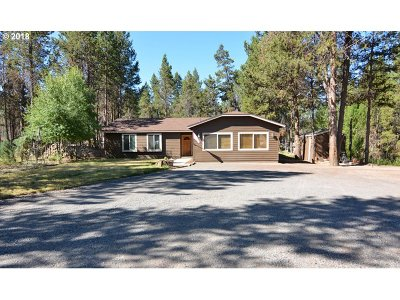Bend Single Family Home For Sale: 55545 Sun St