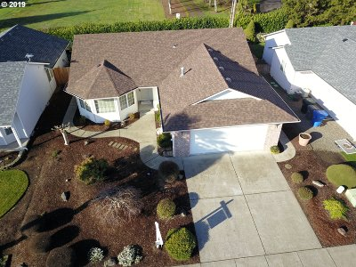 Keizer Single Family Home Sold: 7027 Ridgemont Dr