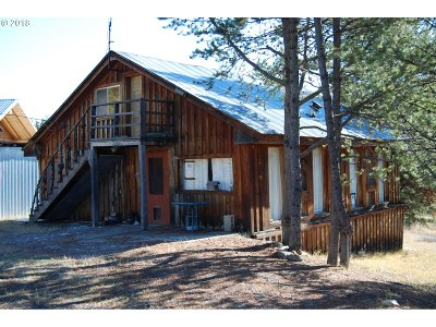 Grant County Single Family Home For Sale: Maple St
