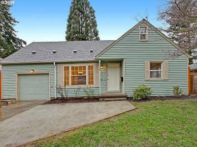 Single Family Home For Sale: 3319 NE 92nd Ave