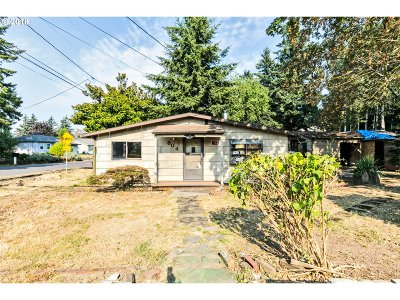 Portland Single Family Home For Sale: 804 SE 117th Ave