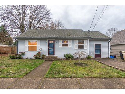 Lebanon Single Family Home Sold: 600 W Grant St