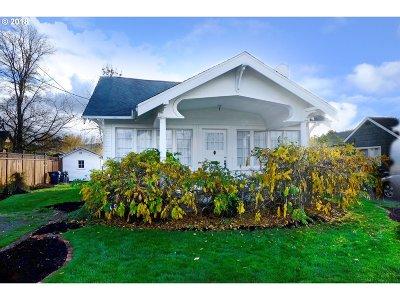 Eugene Single Family Home For Sale: 550 E 31st Ave