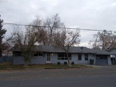 Umatilla County Single Family Home For Sale: 1822 SW 44th St