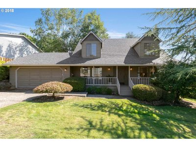 Happy Valley Single Family Home For Sale: 11764 SE 119th Ave