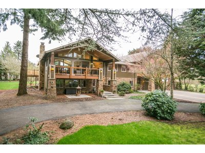 Wilsonville, Canby, Aurora Single Family Home For Sale: 715 NW Territorial Rd