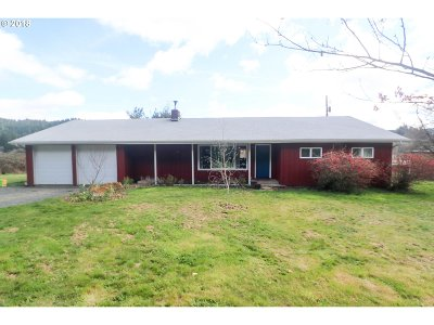 Single Family Home For Sale: 89043 Poodle Creek Rd
