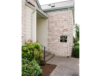 Hillsboro, Beaverton, Tigard Condo/Townhouse For Sale: 16316 SW 130th Ter #70