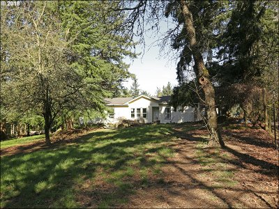 Multnomah County Single Family Home For Sale: 12821 NW Springville Rd
