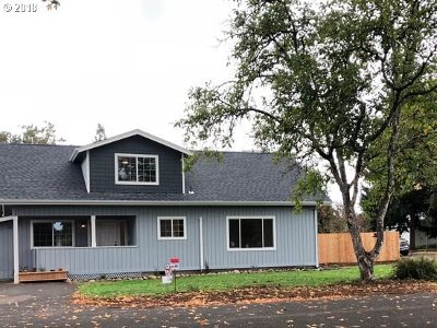 Creswell OR Single Family Home Pending: $299,900