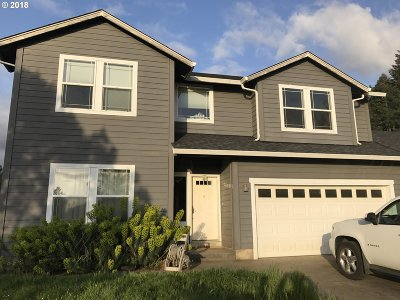 Sutherlin Single Family Home For Sale: 1566 Plat K Rd