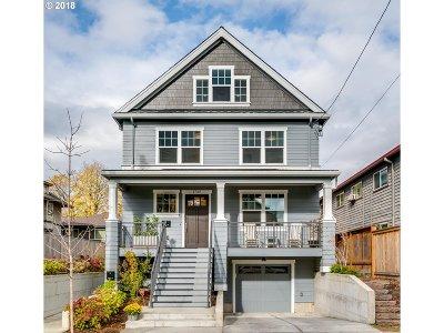 Multi Family Home For Sale: 1725 SE Alder St