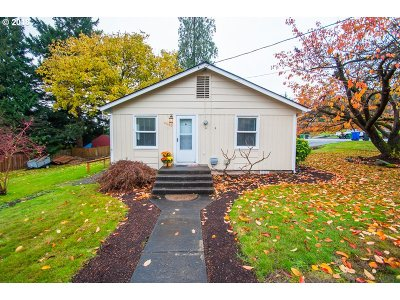 Columbia City Single Family Home For Sale: 2550 6th St