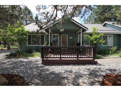 Sisters Single Family Home For Sale: 70125 Longhorn Dr
