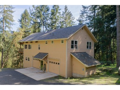 Eugene Single Family Home For Sale: 5119 Fox Hollow Rd