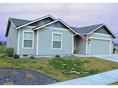 Hermiston Single Family Home Bumpable Buyer: 1413 E Hurlburt Ave