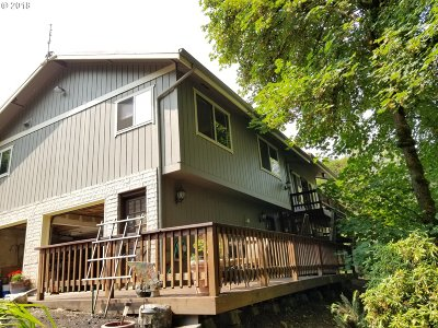 Cottage Grove Single Family Home For Sale: 32752 Taylor Butte Rd