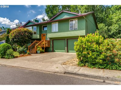 Milwaukie Single Family Home Bumpable Buyer: 4567 SE Pennywood Dr