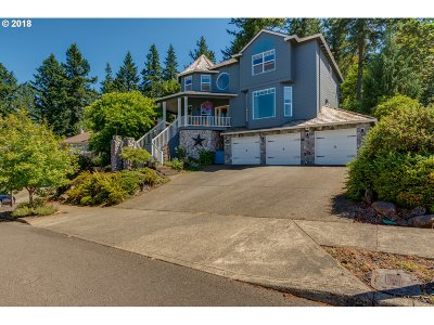 Clackamas Single Family Home For Sale: 14475 SE Summit Ct