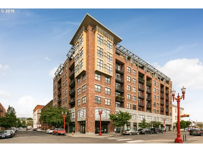Condo/Townhouse For Sale: 411 NW Flanders St NW #411