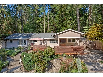 Beaverton Single Family Home For Sale: 1940 SW Pheasant Dr