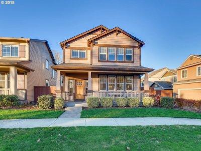 Wilsonville Single Family Home For Sale: 11103 SW St Moritz Loop