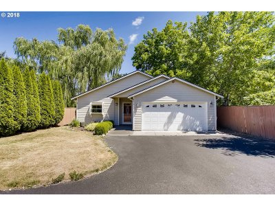 Beaverton Single Family Home For Sale: 4410 SW 196th Ave