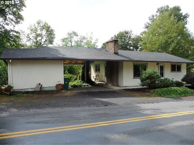 Vernonia Single Family Home For Sale: 523 Mist Dr