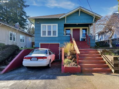 Single Family Home For Sale: 321 NE 58th Ave