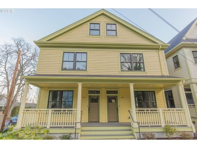 Portland Condo/Townhouse For Sale: 3216 SW 2nd Ave