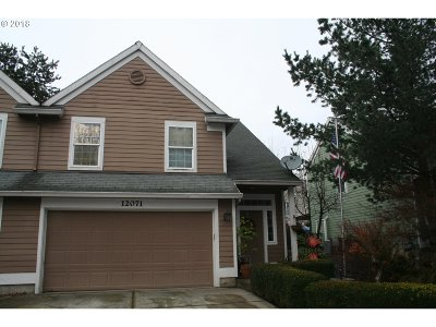 Tigard Single Family Home For Sale: 12071 SW 96th Pl