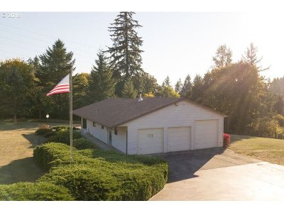 Multnomah County, Washington County, Clackamas County Single Family Home For Sale: 19775 Parrish Rd