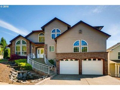 Single Family Home For Sale: 14712 SE Duke St