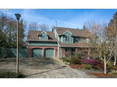 Tualatin Single Family Home For Sale: 17645 SW 106th Ave