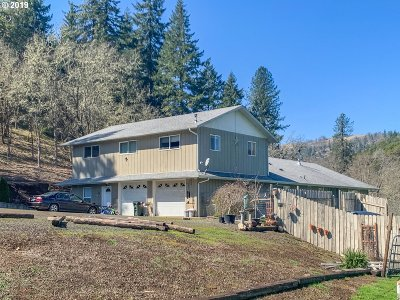 Roseburg Single Family Home For Sale: 2510 Sunshine Rd