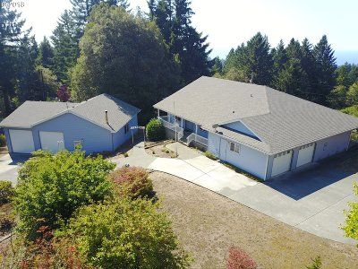 Brookings Single Family Home For Sale: 18444 Carpenterville Rd
